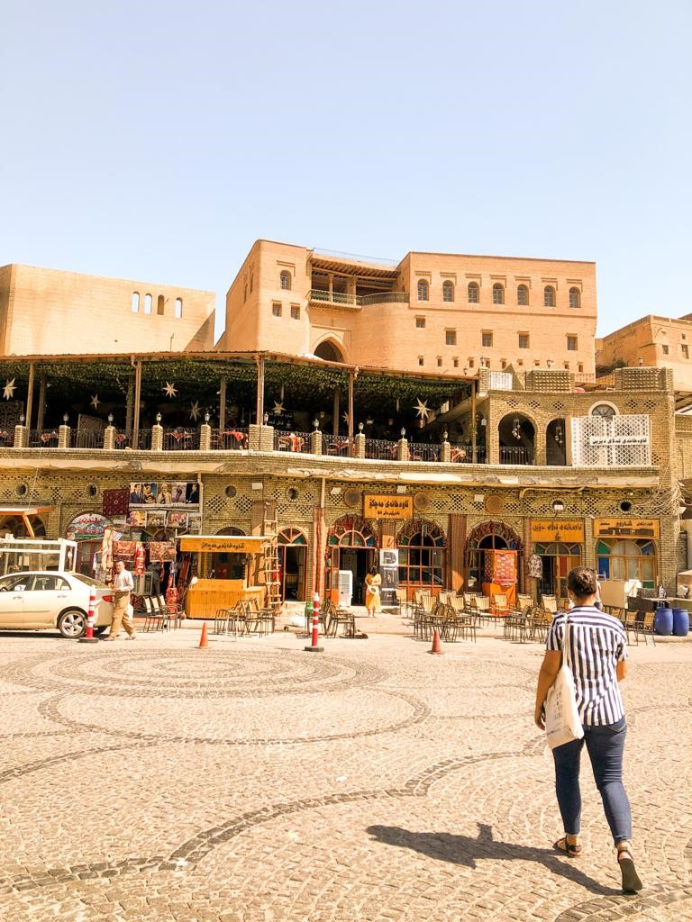 Ciudadela_Erbil